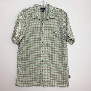 Patagonia Men's A/C Organic Cotton Button Down M